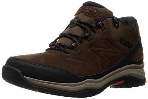 New Balance Men's 779v1 Hiking Shoes, Brown, 45.5 EU