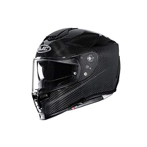 Casco moto HJC RPHA 70 CARBON BLACK, Nero, M