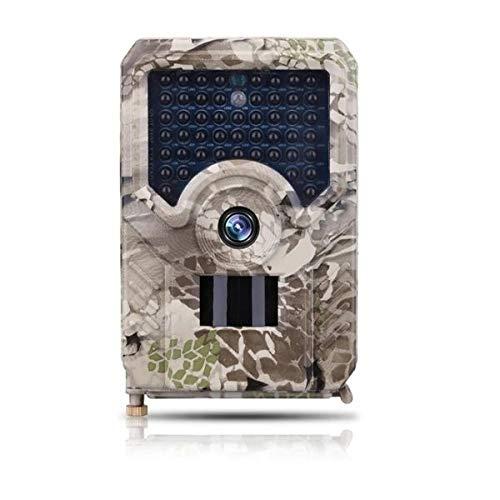 Eurrowebb - Cámara de caza de 3 MP con detector de movimiento PIR a visión nocturna