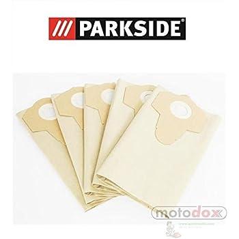 Parkside Lidl pnts 1300 1400 A1 1250//9 ASPIRAPOLVERE Borse 3811Web