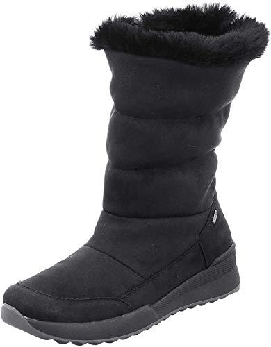 Romika Stiefel in Übergrößen Schwarz 50121 73 100 große Damenschuhe, Größe:42