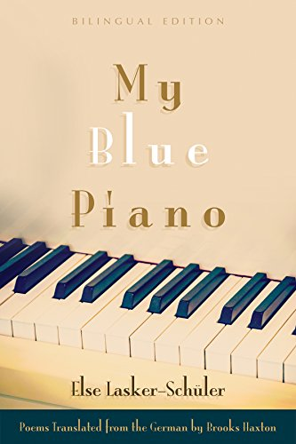 My Blue Piano: Bilingual Edition (Judaic Traditions in Literature, Music, and Art) (English Edition)