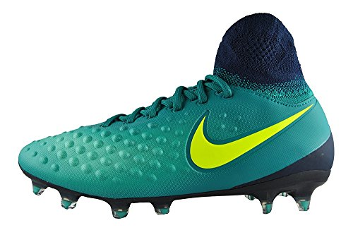 Nike Nike Unisex 844410-375 Fußballschuhe, Blaue Rio Teal Volt Obsidian klare Jade, 38 EU