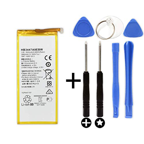 Bateria Interna para Huawei P8 + Kit Herramientas/Tools | HB3447A9EBW