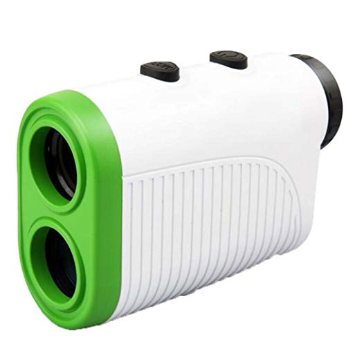ZTYD 400 Yards Waterdichte Handheld Laser Range Finder, 6X Golf Laser Ranging Telescoop Afstand Meetinstrument