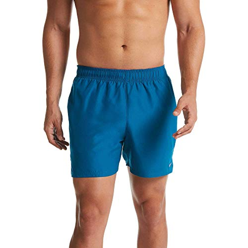 Nike Herren Badehose Good Solid Lap Volley 5 Zoll Lmf5 Ness9502 XL grün Abyss
