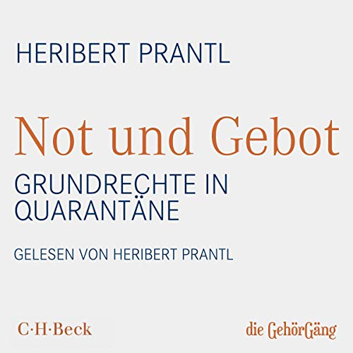 Not und Gebot cover art
