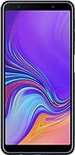 هاتف سامسونج جالاكسي ايه 7 2018 بشريحتين, 128 GB, اسود