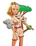Simba Steffi Love Koala - Muñeca con árbol de Escalada,...