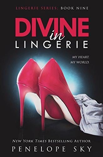 Divine in Lingerie (Lingerie Ser...