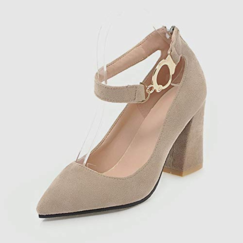 MENGLTX High Heels Sandalen Neue Elegante Metallschmuck Sommer High Heels Sandalen Frauen 2019 Frühling Plus Größe 33-45 Flache Schuhe Frau