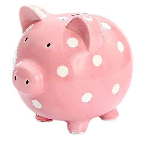 WJL keramische karikatuur-leuke Piggy Bank Can Save Creative-Piggy Bank