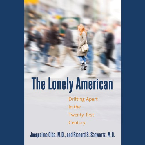 The Lonely American audiobook cover art