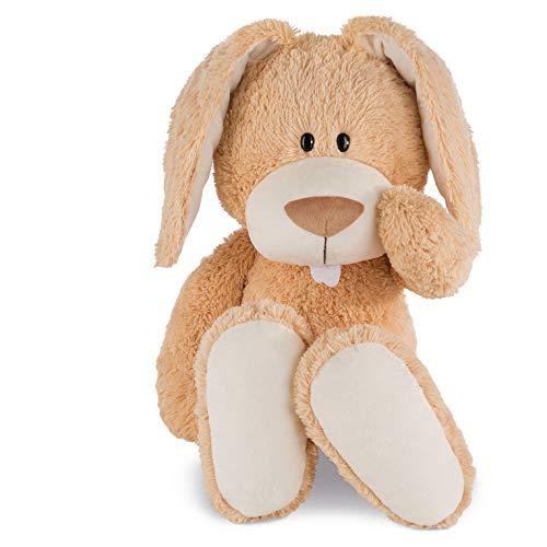 NICI XXL Kuscheltier Hase My Bunny 70 cm – XXL Plüschtier Hase für Mädchen, Jungen & Babys – Extra Großes Stofftier zum Kuscheln, Spielen und Schlafen – Gemütliches Riesen-Schmusetier ab 1 J. – 42660