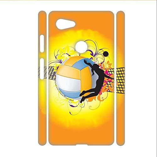 Gogh Yeah Kreativit?t Child Harter Abs Telefonkasten Design Volleyball Verwenden Sie Auf Pixel 3 XL