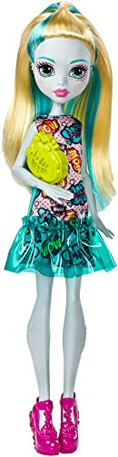 Monster High FJJ17 Basis Puppe Lagoona