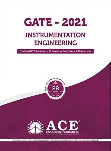 GATE Instrumentation Engineering Previous Questions with Solutions, Subject wise & Chapterwise