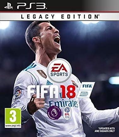 $29 » Fifa 18 Legacy Edition (English/Arabic Box) (PS3)