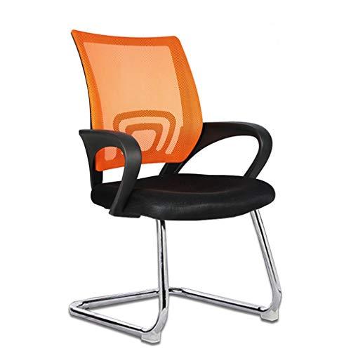 AOYANQI-Sillas de escritorio Silla del ocio, silla de la computadora con Lumbar...