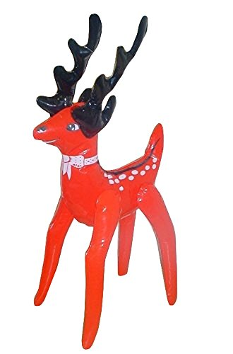 Toyland 24 Inch Inflatable Christmas Standing Reindeer (HL207)