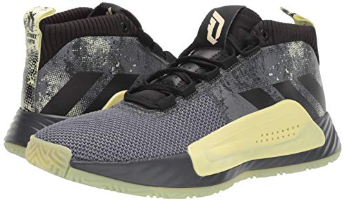 Adidas Men's Dame 5- Best Basketball Shoes for Traction and Ankle Support