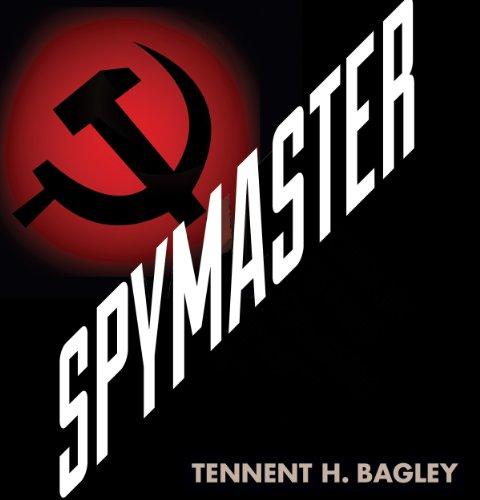Spymaster audiobook cover art