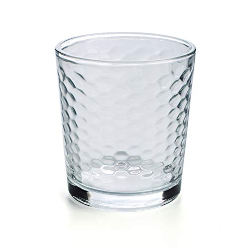 Quid Gala - Set 6 vasos forma baja 26cl, Aptos para lavavajillas, vidrio