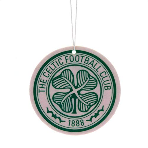 Celtic F.C. Glasgow Celtic Crest Car Air Freshener