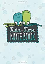 Twin-Time Notebook (Twin-Time Baby Tracker Journals)