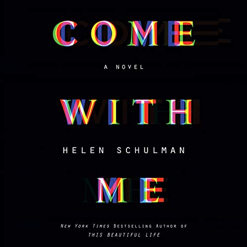 Come with Me audiobook cover art