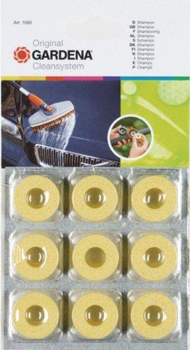 Gardena Cleansystem-Shampoo: Kreisrunde...