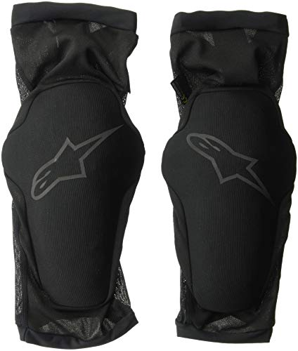 Alpinestars Men's Paragon Plus Knee Protector, Black, Medium