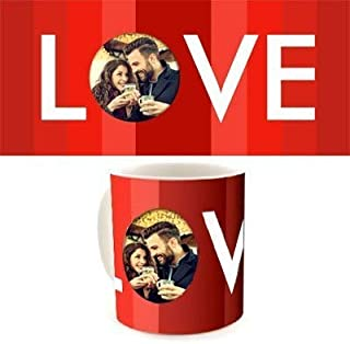 Celebrate your Moment with Customised Mugs on Amazon @ Rs.108