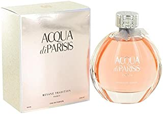 Acqua di Parisis Venizia by Reyane Tradition Eau De Parfum Spray 3.3 oz for Women - 100% Authentic