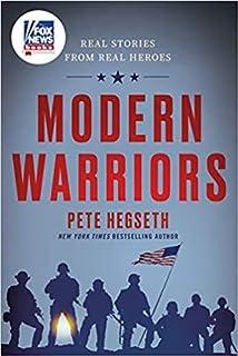 Modern Warriors [Real Stories from Real Heroes] [Hardback] 2020 November 24
