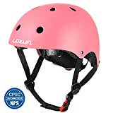 LERUJIFL Kids Adjustable Bike Helmet, Suitable for Toddler Kids...