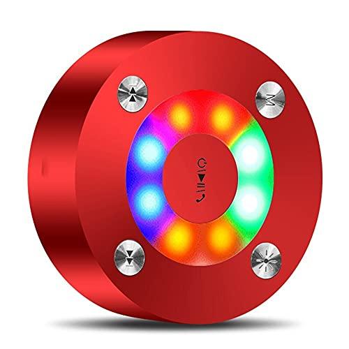 Altavoz Retro Bluetooth, Altavoz portátil para Interiores en el hogar, Radio Vintage Radio FM con Estilo clásico Antiguo, Mejora de Bajos Fuerte, Volumen Fuerte, Bluetooth 4.2 conexión inalámbrica