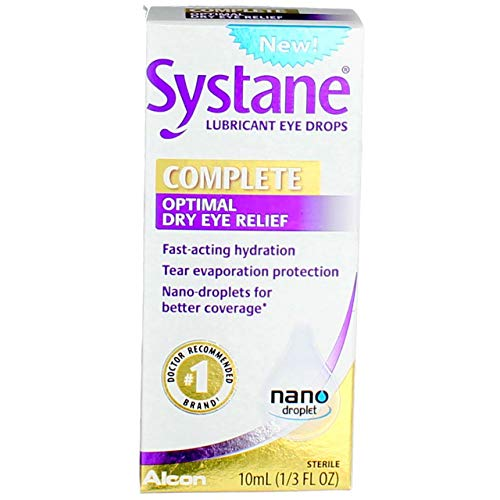 Systane Complete Eye Drops - 10mL