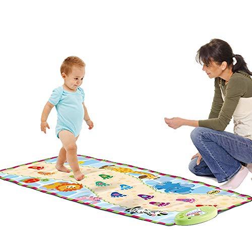 Music mat Children's Educational Toys Crawling mat Piano mat Non-Slip mat Fitness Exercise Toddler Blanket Children's Play mat