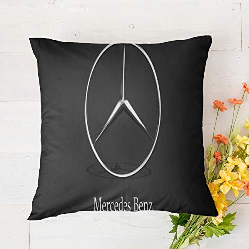 Mercedes Benz Spring Cuscini, Memory Foam, Cuscino per sonno profondo, Tencel Cover con molle insacchettate, cuscino, solido, perfetto per collo/spalla
