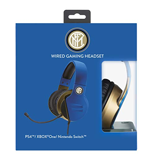 Qubick Cuffie Gaming Stereo Inter