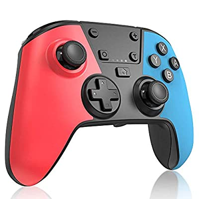 Amazon - Save 50%: [Newest Version] Wireless Controller for Switch, RegeMoudal Professional…