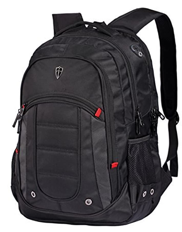 Victoriatourist V6060 Laptop Backpack College Rucksack Business Bag with Laptop Tablet Compartments Fits MacBook Pro/Most 16