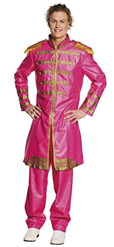 Boland-BOL83676 Disfraz de Sargento Pop para Adulto, color rosa, 54/56 (Ciao Srl BOL83676)