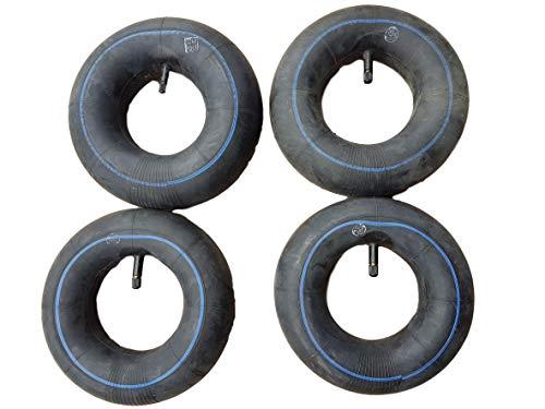 Frosal Schlauch Ventil gerade 3.50-4 / Reifen/Transportwagen/Sackkarre/Ersatzschlauch (4 Stück)