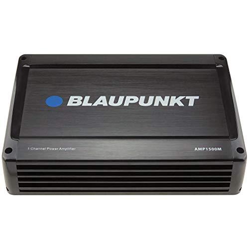 Blaupunkt AMP1500M High-End 1500 Watts Monoblock Car Audio Amplifier/Amp +Remote