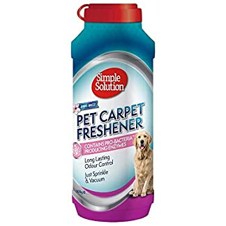 Simple Solution Pet Carpet Freshener with Enzymatic Cleaning Granules 16