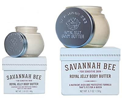 Royal Jelly Butter by Savannah Bee