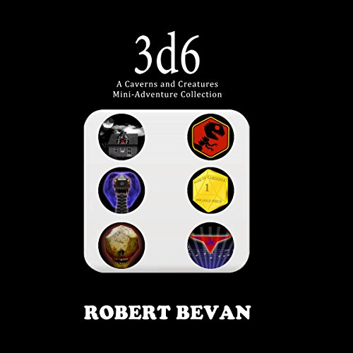 3d6 audiobook cover art