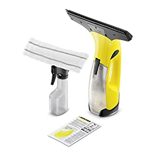 Kärcher Window Vac WV 2 Plus - Limpiadora de ventanas a batería (aspirador limpiacristales) (1.633-301.0) (B00HUORV7Y) | Amazon price tracker / tracking, Amazon price history charts, Amazon price watches, Amazon price drop alerts